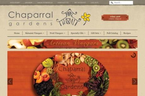ChaparralGardens.com